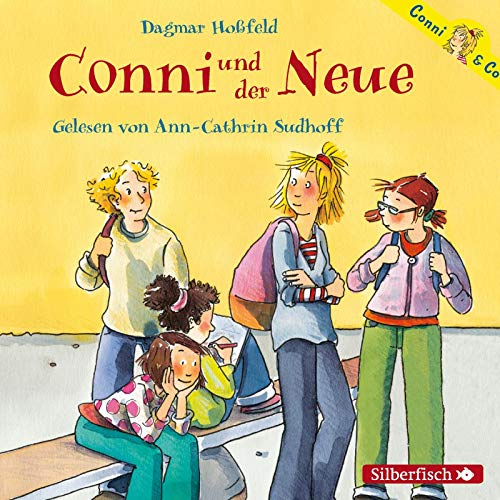 Conni und der Neue (Conni & Co 2): 2 CDs