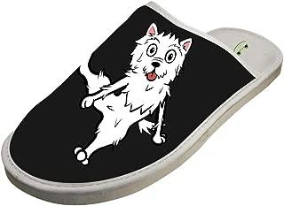 Best white westie slippers Reviews