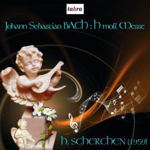 Hermann Scherchen, Vienna State Opera Orchestra & Wiener Akademie Kammerchor