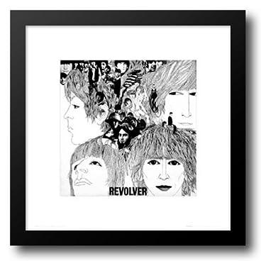 The Beatles: Revolver 20x20 Framed Art Print by Voorman, Klaus