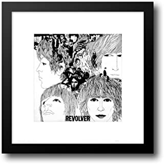 The Beatles: Revolver 20x20 Framed Art Print by Voorman, Klaus