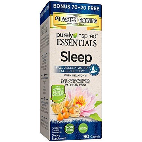 Purely Inspired Sleep Aid Multivitamins with Melatonin