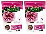 Best Rose Fertilizers - Jobe's Organics Rose Fertilizer Spikes, 3-5-3 Time Release Review