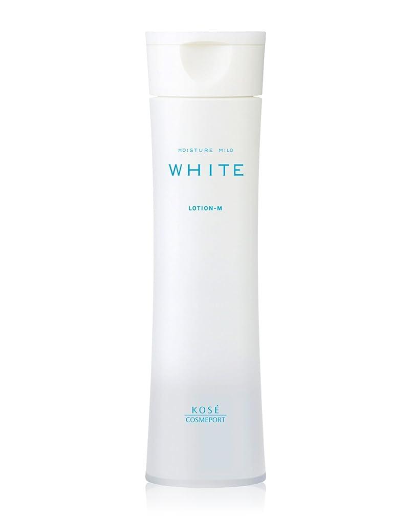 レビュアー切り刻む変わるモイスチュアマイルド ホワイト ローションM (しっとり 化粧水) 180mL
