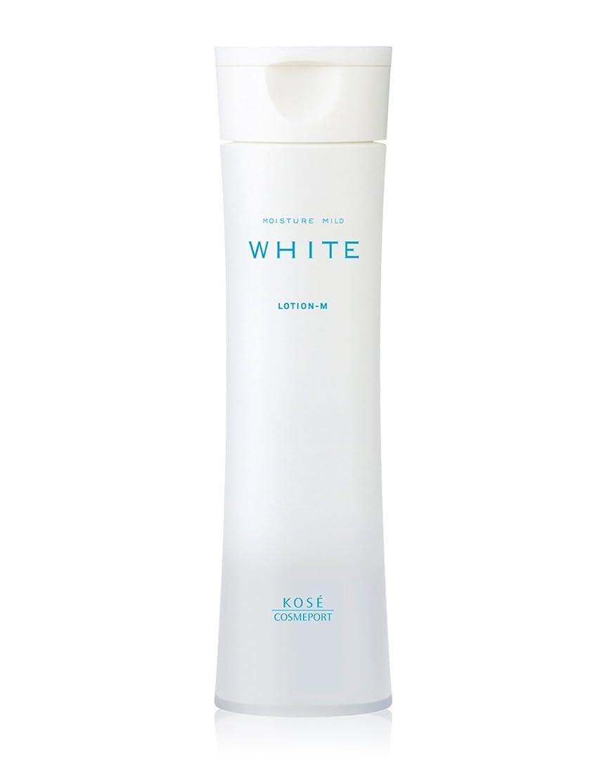 ワークショップ誘惑するトンモイスチュアマイルド ホワイト ローションM (しっとり 化粧水) 180mL