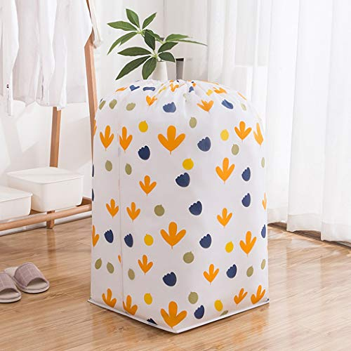 Clothes Storage Bag Organizer Bags Box Foldable Large Duvet Storage Bag King Size Underbed Storage Bags Home Storage Bags for Quilt Bedding Pillows Comforters Blankets Sweaters Travel Home Moving
