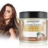 Maschera capillare, Maschera per capelli, Hair Mask, maschera per capelli ricca di olio di...