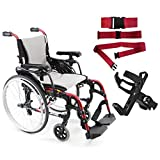 Karman S-Ergo 305 Ultra Lightweight Ergonomic Wheelchair | Seat Size 16