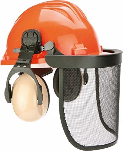 Waldarbeiter - Schutzhelm orange