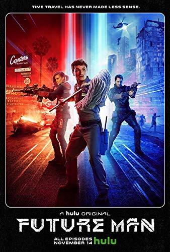 GZSGWLI Future Man Josh Hutcherson Comedy Sci Fi USA TV Show jjhz0541 Home Decoration Poster 24