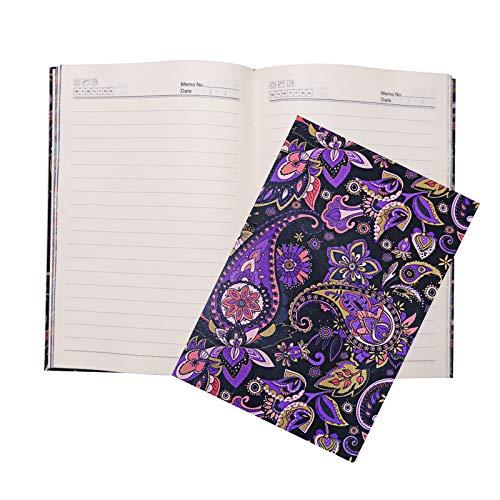 DIQC Tagebuch Notizbuch A5 liniert Notizbuch Hardcover 148 Seiten liniert Schreiben Komposition Notizbuch Tagebuch Einfarbig Papier Notizbuch Hardcover Journal mit Premium Papier 20,8 x 14,2 cm