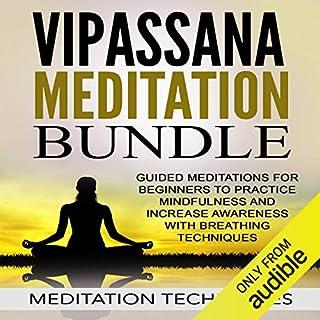 Vipassana Meditation Bundle cover art