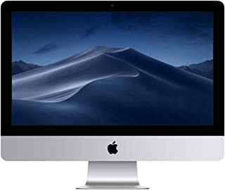 New Apple iMac (21.5-inch Retina 4k display, 3.6GHz quad-core 8th-generation Intel Core i3 processor, 1TB)