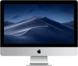 Apple iMac (21.5 Retina 4K display: 3.4GHz quad-core Intel Core i5, 8GB RAM, 1TB Fusion Drive) - Silver (Previous Model)