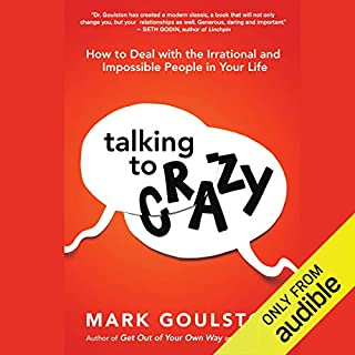 Page de couverture de Talking to Crazy