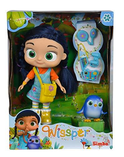 Simba 109358317 109358317-Wissper Basic Set mit Puppe und Zubehör, bunt