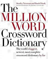 commercial Million word crossword dictionary dictionary for crossword