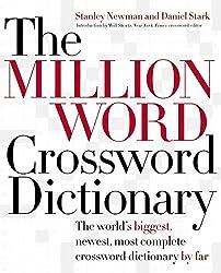 cheap Million Word Crossword Dictionary