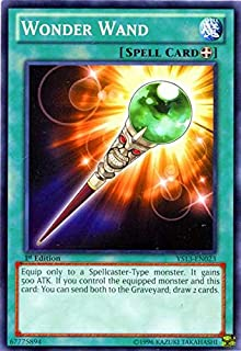 One-Shot Wand ABYR-EN051 Common Yu-Gi-Oh Card Mint 1st Edition New