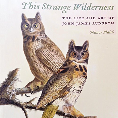 This Strange Wilderness audiobook cover art