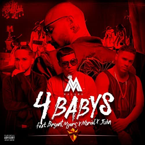 Maluma feat. Trap Capos, Noriel, Bryant Myers & Juhn