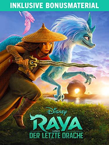 Raya und der letzte Drache (inkl. Bonusmaterial)