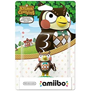 Amiibo Blatero - Animal Crossing Collection