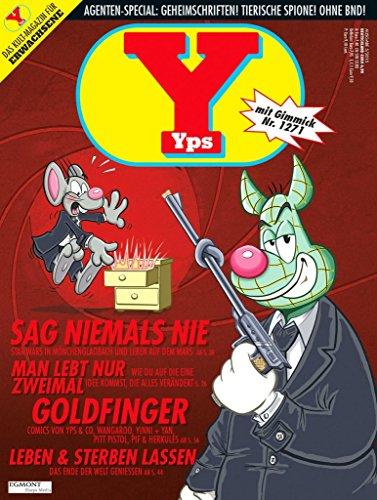 Nagelneues YPS Heft 05/2015 mit Gimmick Nr. 1271 Der Alarm für die Schublade OVP neu