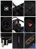 Schwarz 3D Drucker, Dual-Extruder Desktop Rapid Prototyping - 7