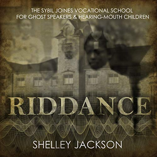 Riddance audiobook cover art