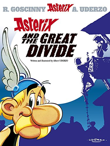 Asterix and the Great Divide: Album 25
