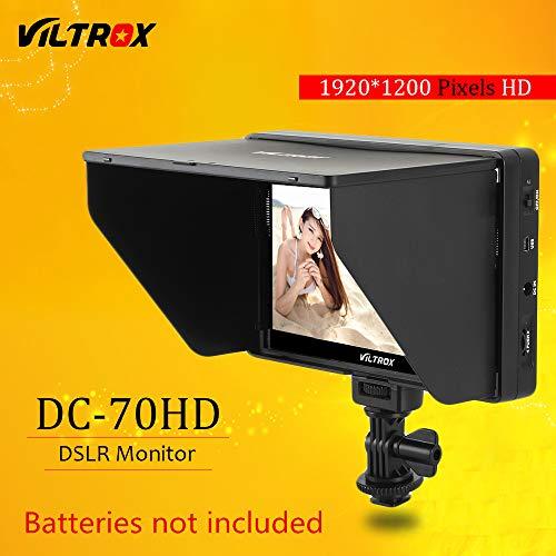Viltrox DC-70HD - Monitor vídeo cámara Digital LCD