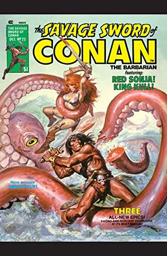 Savage Sword Of Conan (1974-1995) #23 (English Edition)