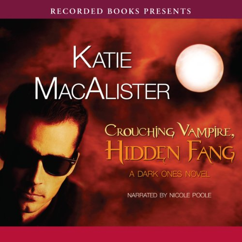 Crouching Vampire, Hidden Fang audiobook cover art
