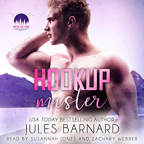 Hookup Master audiobook cover art