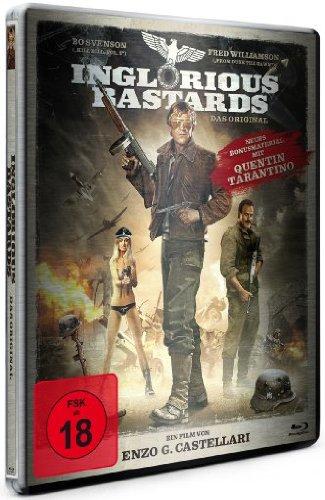 Inglorious Bastards - Das Original - Steelbook [Blu-ray]