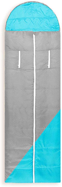 Sleeping Bag, Lightweight Warm Sleep Bags Thick Adults Sleep Sack Windproof Comfort Hiking Sleeping Pad,rockash,0℃+