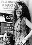 The Poster Corp Janis Joplin/Party Planning A Party