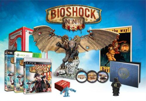 北米版 PS3 Bioshock Infinite Ultimate Songbird Edition バイオショック インフィニット アルティメット ソングバード エディション