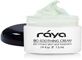 RAYA Bio-Soothing Cream (702) | Soothing Facial Spot Treatment for Irritated and Problem Skin | Calms Inflammations and White-Heads | Great As An After Waxing Treatment