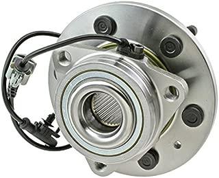 WJB WA515096 - Front Wheel Hub Bearing Assembly - Cross Reference: Timken SP500301 / Moog 515096 / SKF BR930661