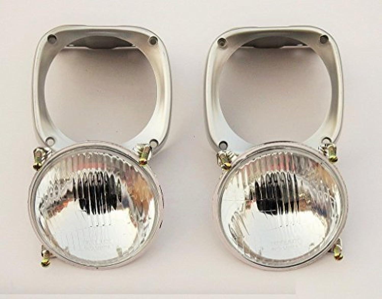 Bajato Massey Ferguson 100 200 Serie Kit Kapuze Stirnlampe- Satz Lh RH- 11005800