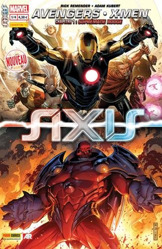 Axis, Tome 1