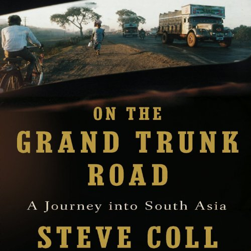 On the Grand Trunk Road audiobook cover art
