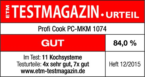 Profi Cook PC-MKM 1074 - 8