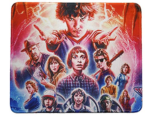 12 x 10 inches Stranger Things Collection TV Gaming Mouse pad Mousepad mat