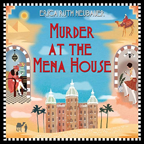 Murder at the Mena House  By  cover art