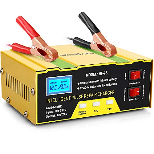 12v automatic battery charger - 4