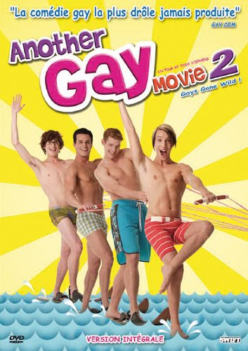 Another gay movie 2 : gays gone wild!
