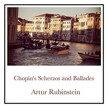 Chopin's Scherzos and Ballades